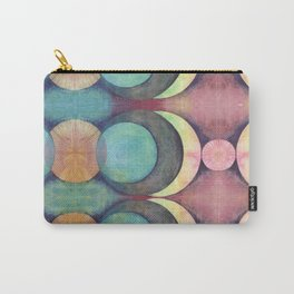 Birth of the Moon pattern Carry-All Pouch