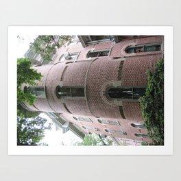 Tower Art Print