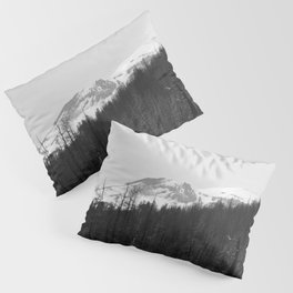 Trees Die Pillow Sham