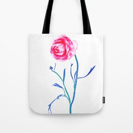 One Flower - Study 2. Front Tote Bag