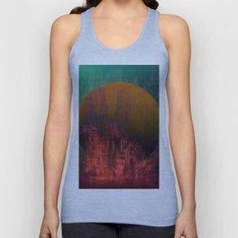 Fantastic Planet / Urban Fantasy Unisex Tank Top