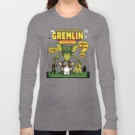 The Mischievous Gremlin Long Sleeve T-shirt