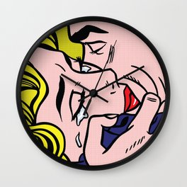 Kiss V-1964 Wall Clock