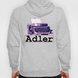 Adler Typewriter Hoody