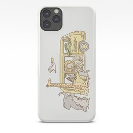 Home is our destination iPhone Case