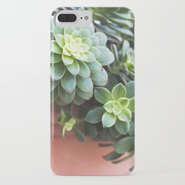 Succulent Loveliness iPhone Case