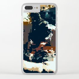 Allele 1 Clear iPhone Case