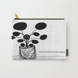 Invest love Carry-All Pouch