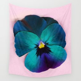 Viola tricolor Wall Tapestry