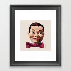 Mahoney Framed Art Print