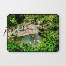 Barton Springs - Austin, Texas Laptop Sleeve