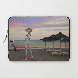 BEACH CHEEKY Laptop Sleeve