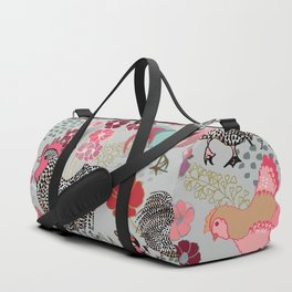 Rooster Toss Duffle Bag