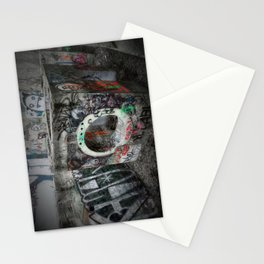 Graffiti - the Boiler Stationery Cards