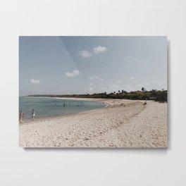 nusa dua beach Metal Print
