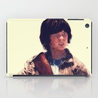carl sagan iPad Cases featuring Carl  by ConnorEden