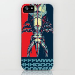 The Call of Reaper -Mass Effect iPhone Case