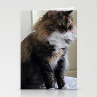 nemo Stationery Cards featuring Nemo Kitty by Upstanding Delinquent