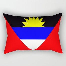 Flag of Antigua and Barbuda Rectangular Pillow