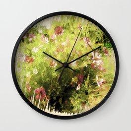 Mr. Postman Wall Clock