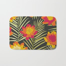 Hawaiian Nights Bath Mat