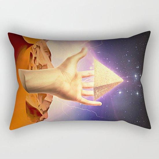 Ten Strikes Rectangular Pillow