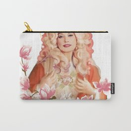 Dolly Patron Saint Carry-All Pouch