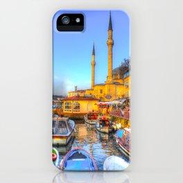 Picturesque Istanbul iPhone Case