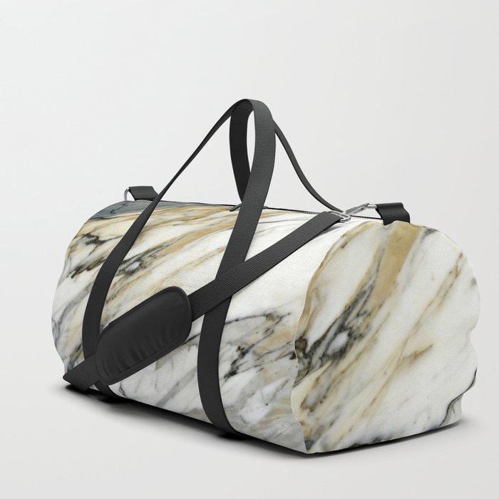 Carrara Marble Duffle Bag