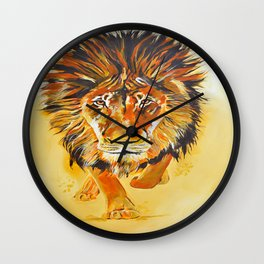 Relentless Pursuit Wall Clock
