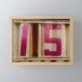 15 Framed Mini Art Print
