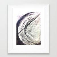 vector Framed Art Prints featuring Vector by GeoSArt - Georgina Vincent
