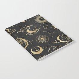 Astronomy Stars Notebook