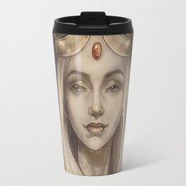 Zodiac Capricorn Travel Mug