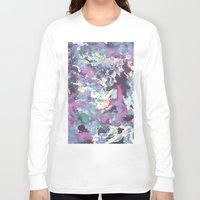 celestial Long Sleeve T-shirts featuring Celestial by Wendy Ding: Illustration