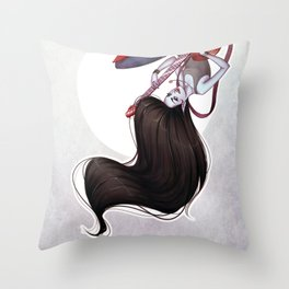 Marceline I'm Gonna Bury You With My Sound Throw Pillow