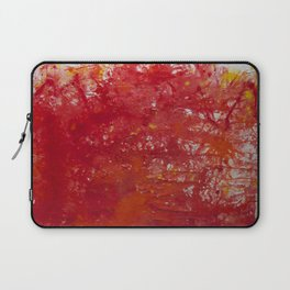 Blood is the New Black Laptop Sleeve