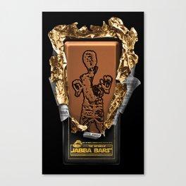 Jabba Bars Canvas Print