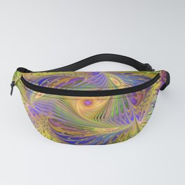 Bright Plumage Fanny Pack