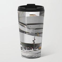 Guggenheim | Frank Gehry | architect Travel Mug