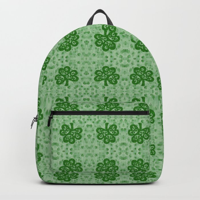 Irish Clover Backpack