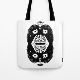 Mr. Mann Tote Bag