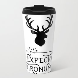 Expecto Patronum Metal Travel Mug