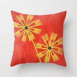 Simple Joys Throw Pillow