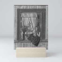 """SERINITY"" Mini Art Print"