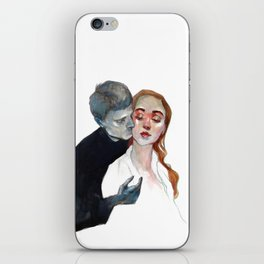 are you going to miss me? iPhone Skin