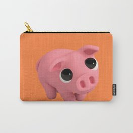 Rosa the Pig is Shy Carry-All Pouch