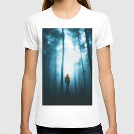 He in the Forest (Color) T-shirt