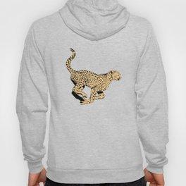 Running Cheetah Hoody