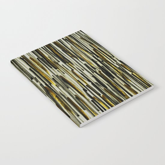 Gold Light Notebook